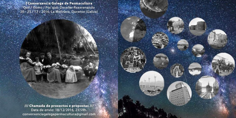 1st Permaculture Convergence in Galicia, Spain