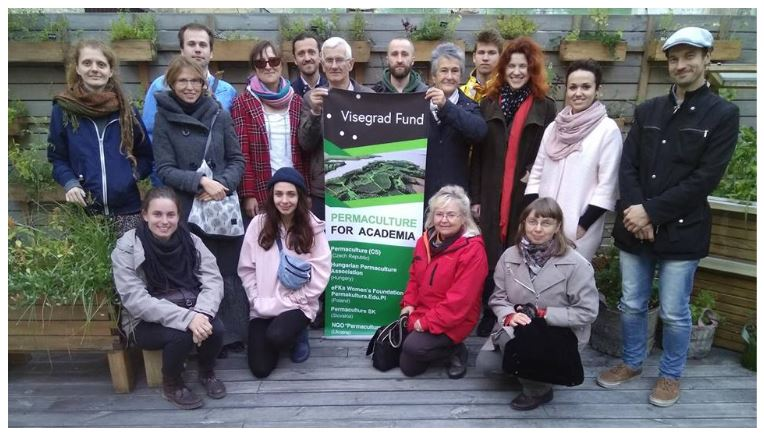Academic and vocational permaculture education: conference presentation and proceedings