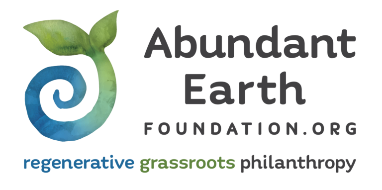 Abundant Earth Foundation and The Weaver Network