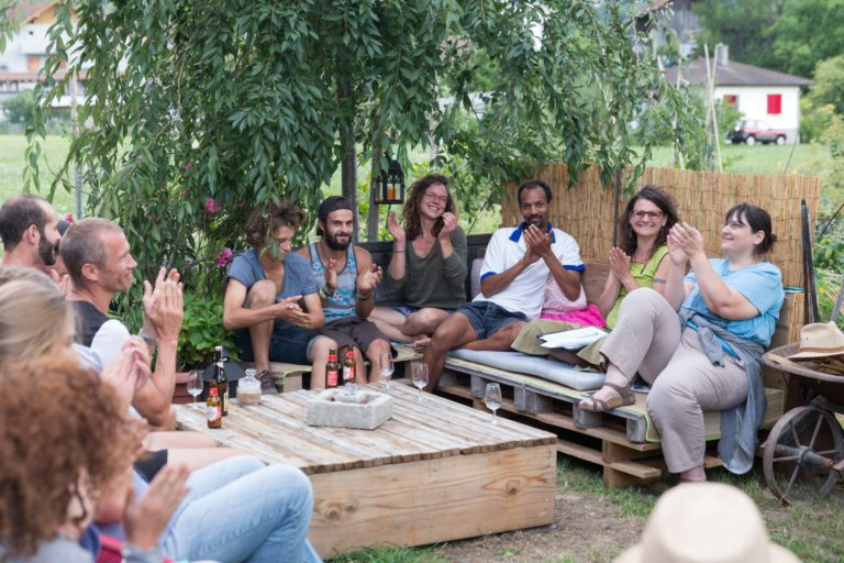 The Swiss Permaculture Academy is born!